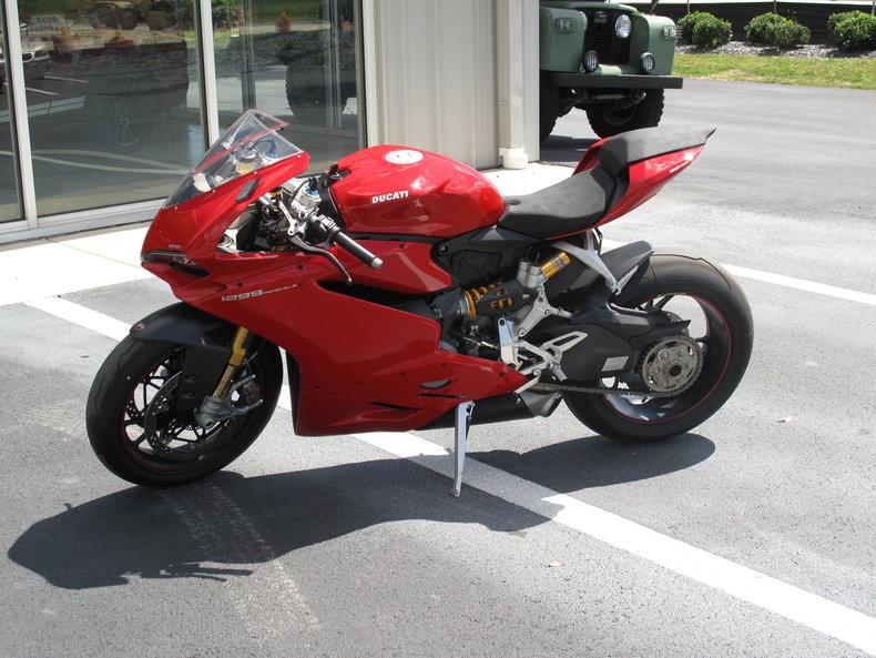 2017 Ducati 1299 S