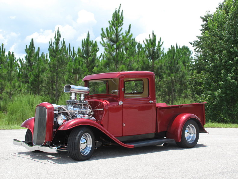 1934 Ford Pickup 1