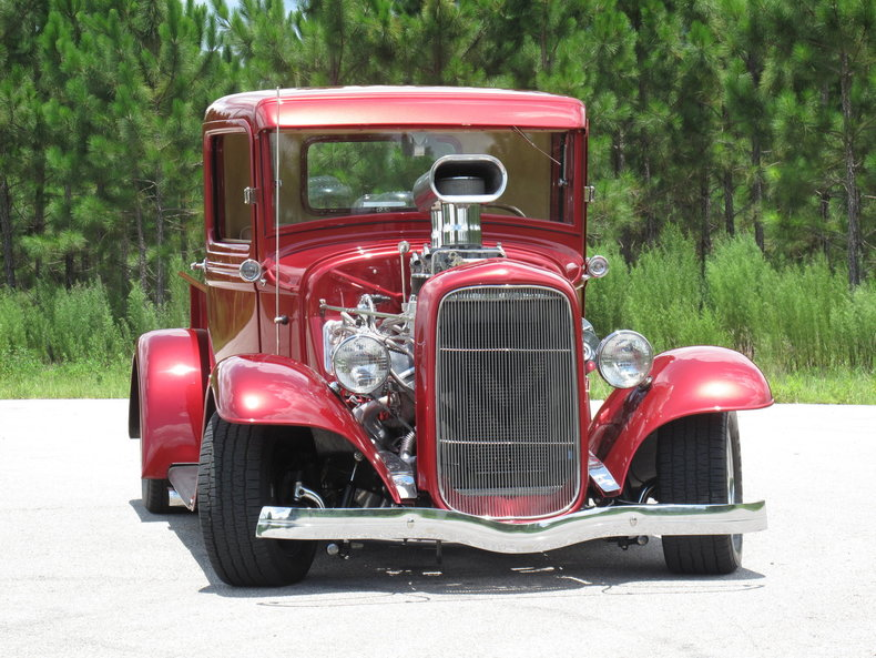1934 Ford Pickup 12