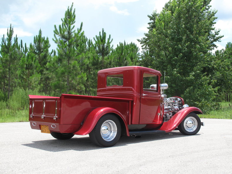 1934 Ford Pickup 8