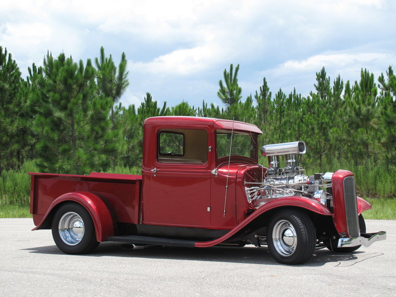 1934 Ford Pickup 10