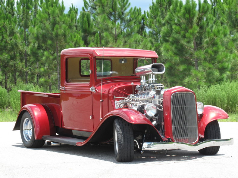 1934 Ford Pickup 11
