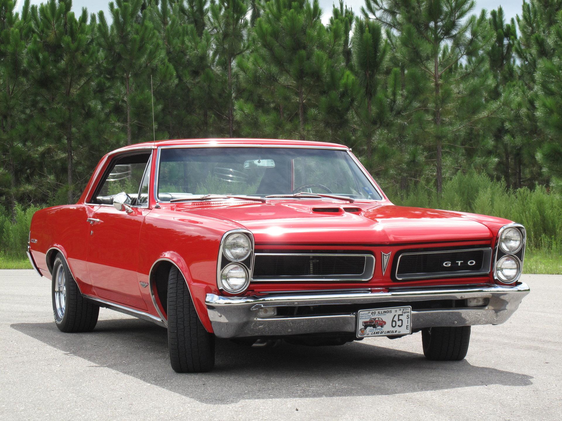 1965 Pontiac Gto For Sale 94389 Mcg March Serpentine