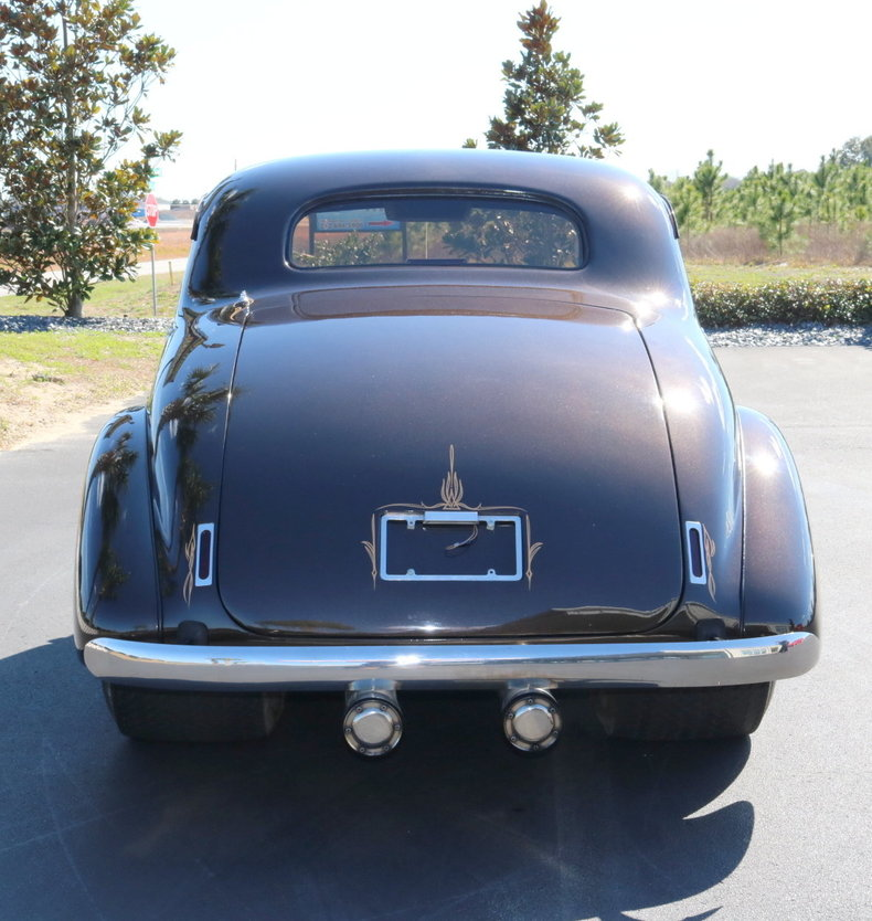 35 Chevy Sedan – Jerusalem House