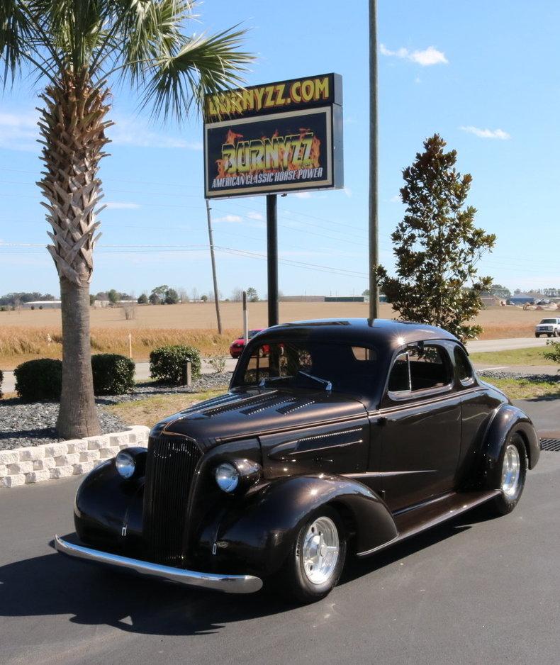 1937 Chevrolet 5-Window Coupe