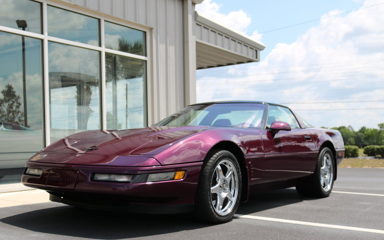 1995 chevrolet corvette zr 1 for sale 67838 mcg. Black Bedroom Furniture Sets. Home Design Ideas
