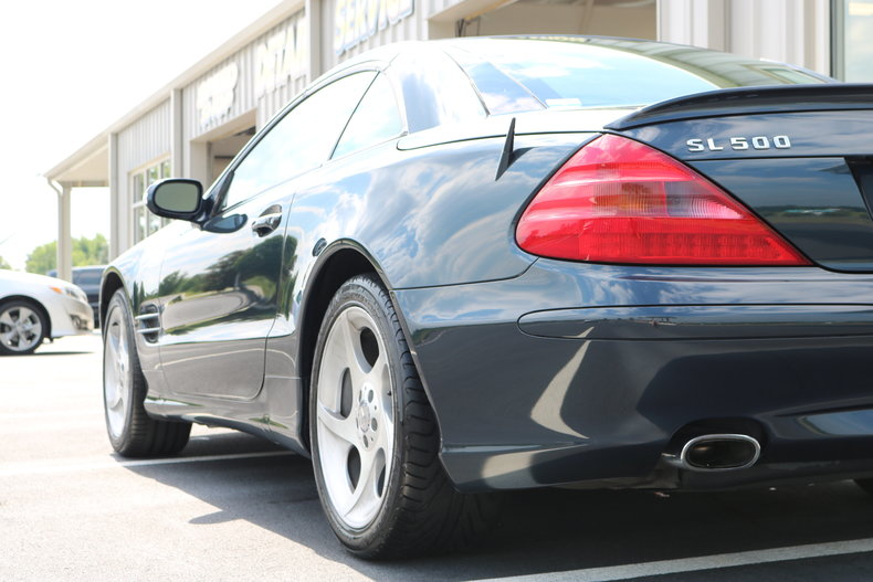 2003 2003 Mercedes-Benz SL500 For Sale
