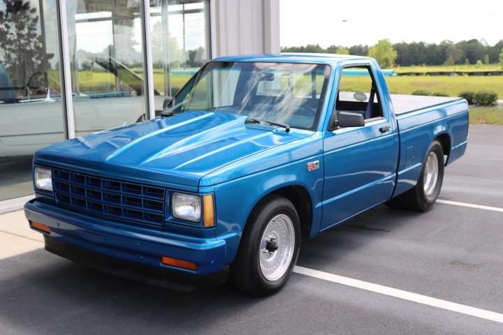 1982 1982 Chevrolet S-10 For Sale