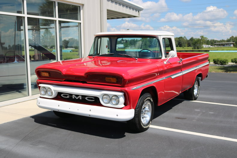 1961 GMC