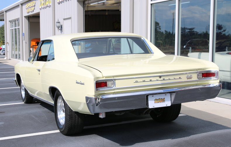 1966 1966 Chevrolet Chevelle For Sale