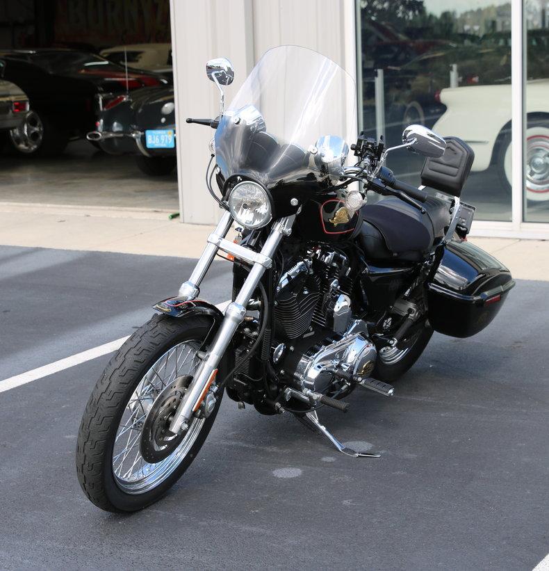 2007 Harley Davidson XL-50