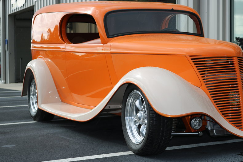 1934 1934 Ford Custom For Sale