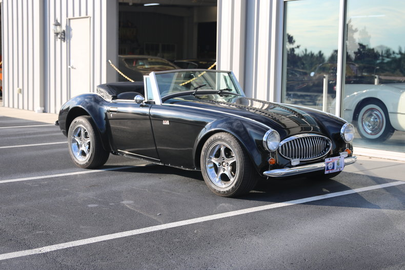 2000 Austin Healey Sebring Replica Kit Car Burnyzz
