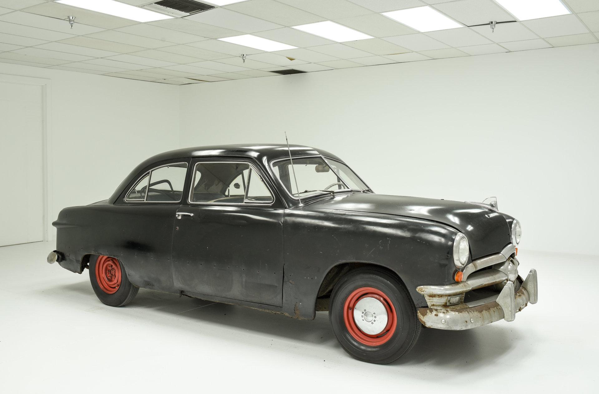 1950 Ford 2 Door Sedan For Sale 79133 Mcg 1949