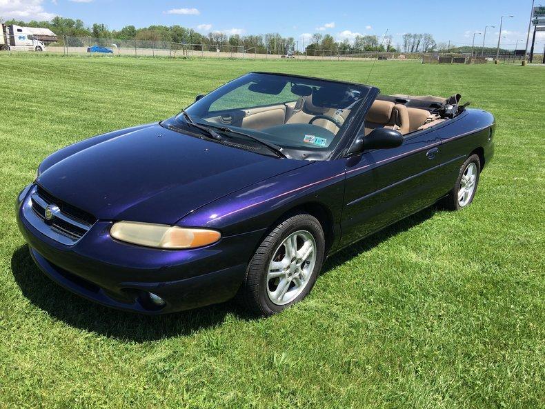 1997 Chrysler Sebring