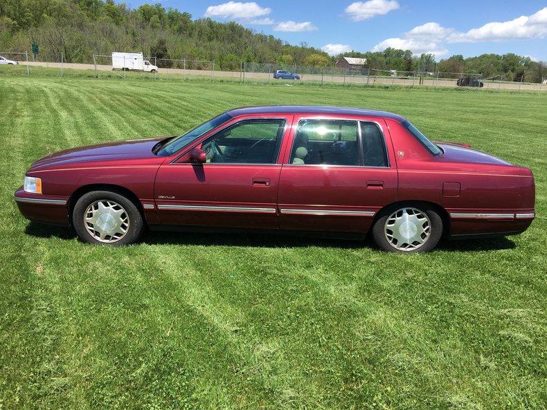 1998 Cadillac Sedan DeVille