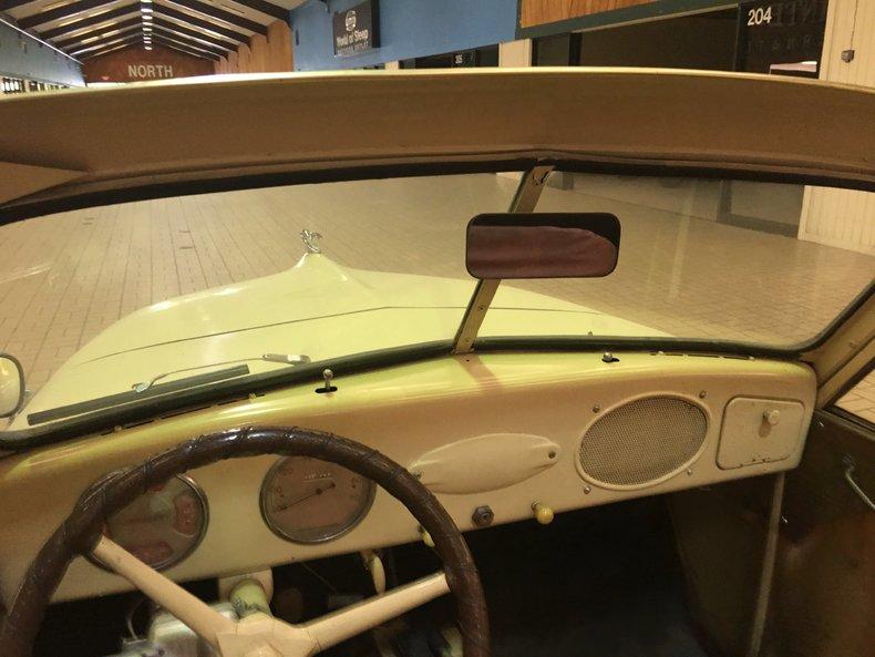 1948 Crosley Convertible
