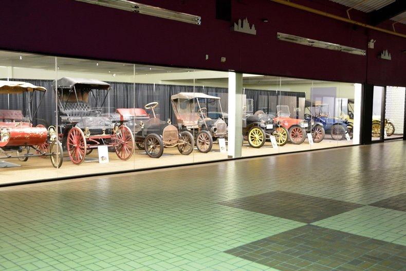 1912 Gould Amusement Park Ride