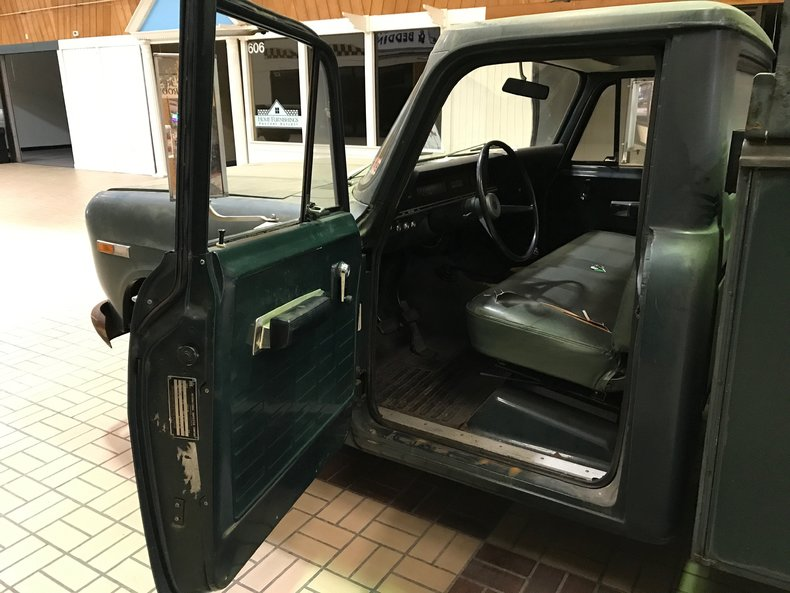 1970 International Pickup Truck