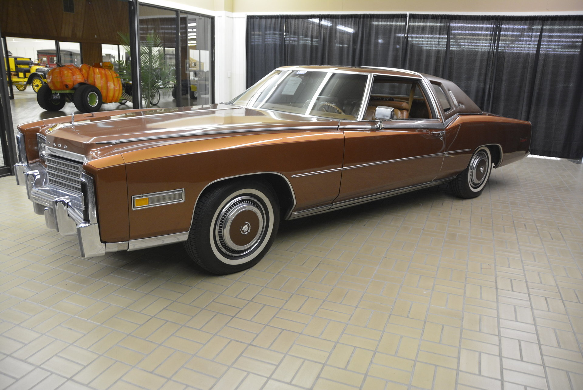 1978 Cadillac Eldorado Classic Auto Mall Sedan Deville Biarritz