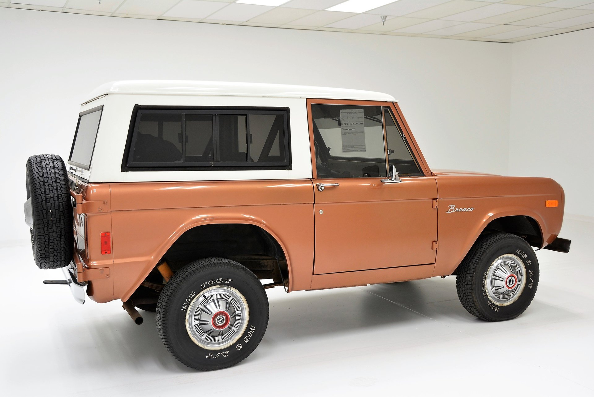 1977 Ford Bronco Classic Auto Mall 1970 Full Size More Images
