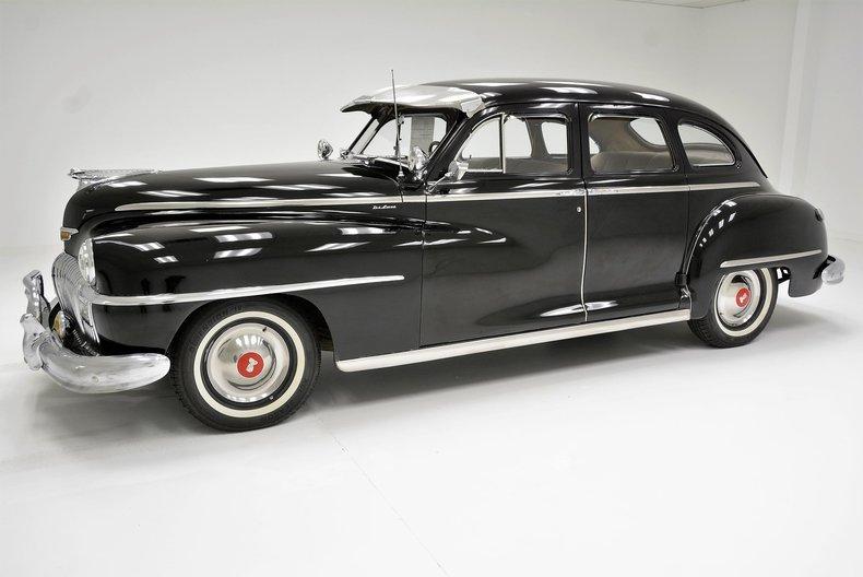 1947 DeSoto Deluxe