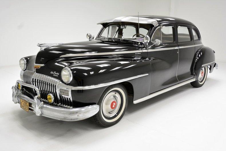 581 | 1947 DeSoto Deluxe |