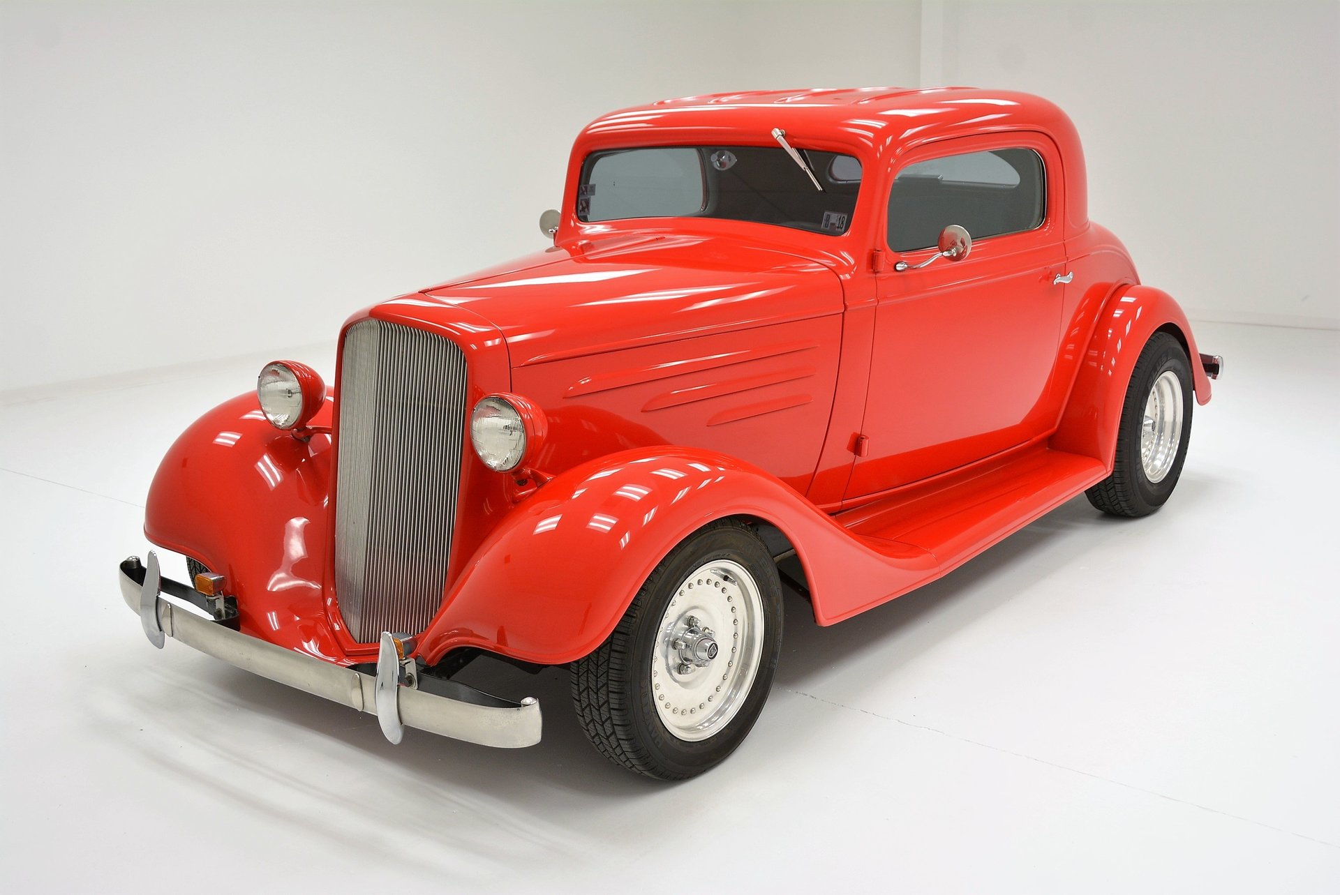 1935 Chevrolet 3-Window Coupe