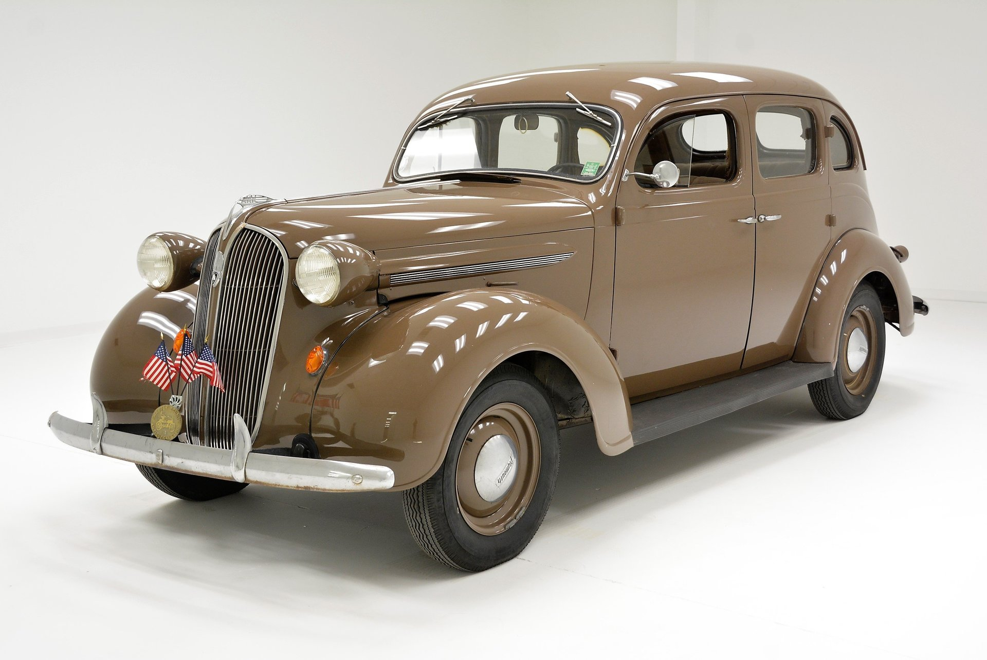 1937 Plymouth 4 Door Sedan
