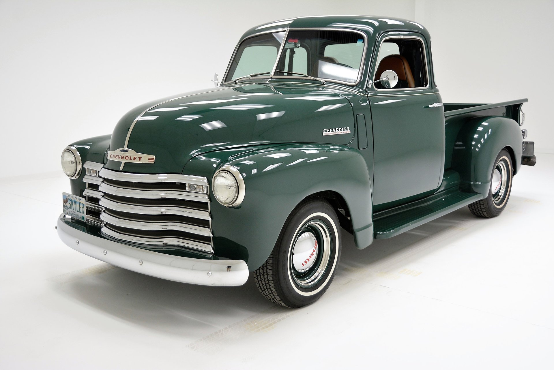 1948 Chevrolet 5-Window Pickup