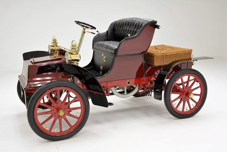 1904 Cadillac Model A