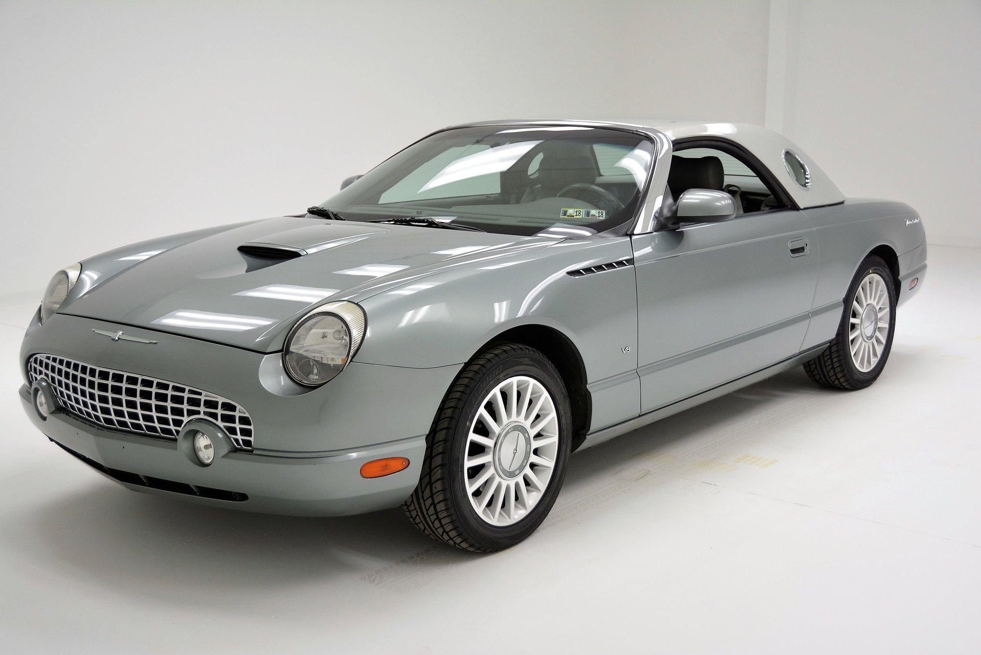 2004 Ford Thunderbird