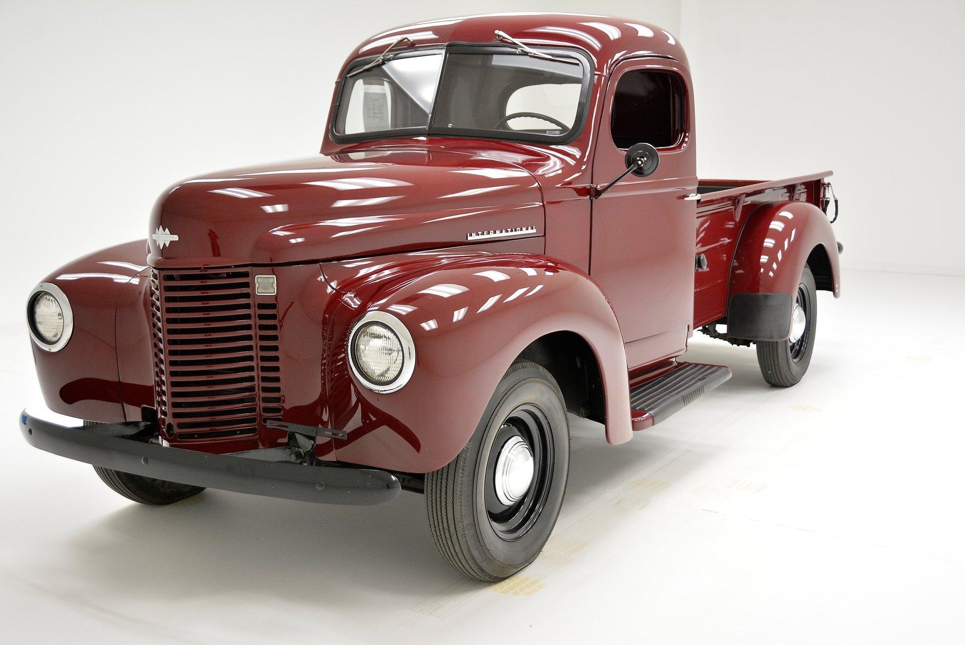 1941 International Model K Pickup Truck | Classic Auto Mall