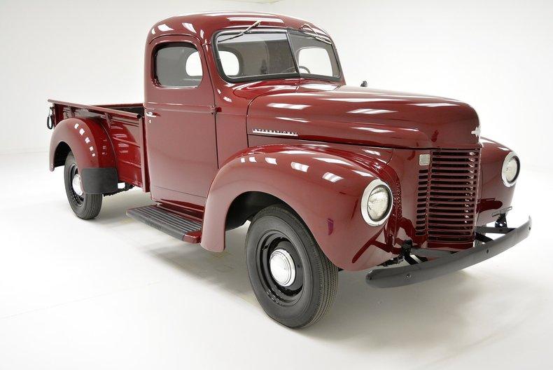 1941 International Model K Pickup Truck