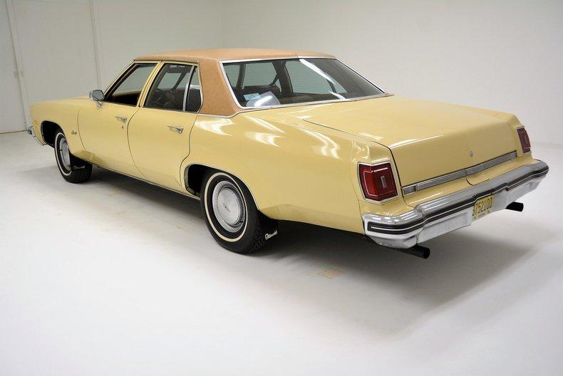 1975 Oldsmobile Delta 88