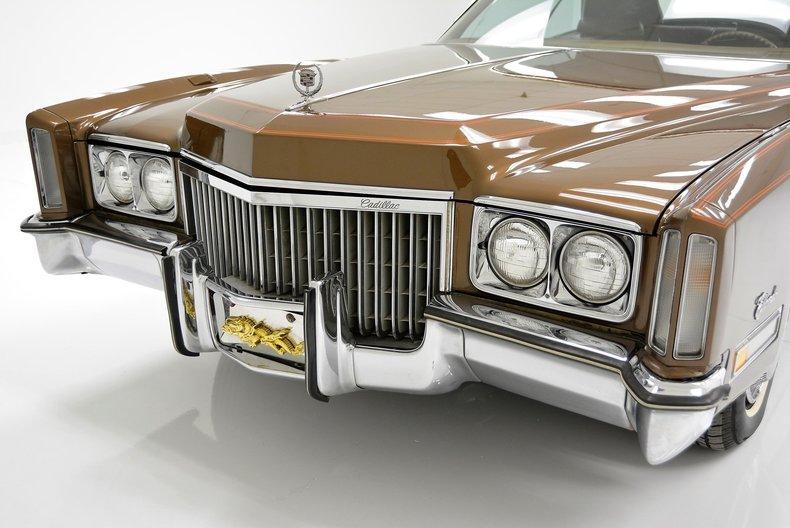 1972 Cadillac Eldorado
