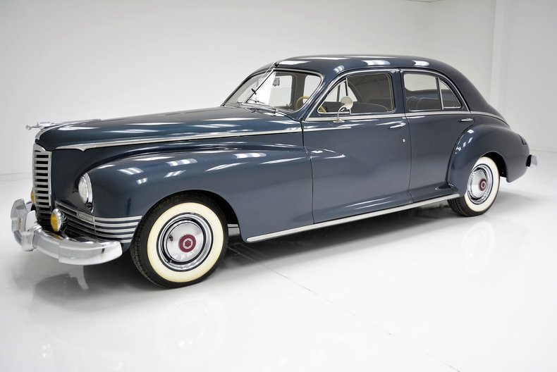 1947 Packard Super Clipper Sedan