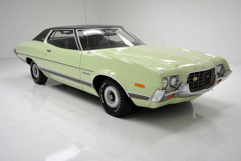 1972 Ford Torino