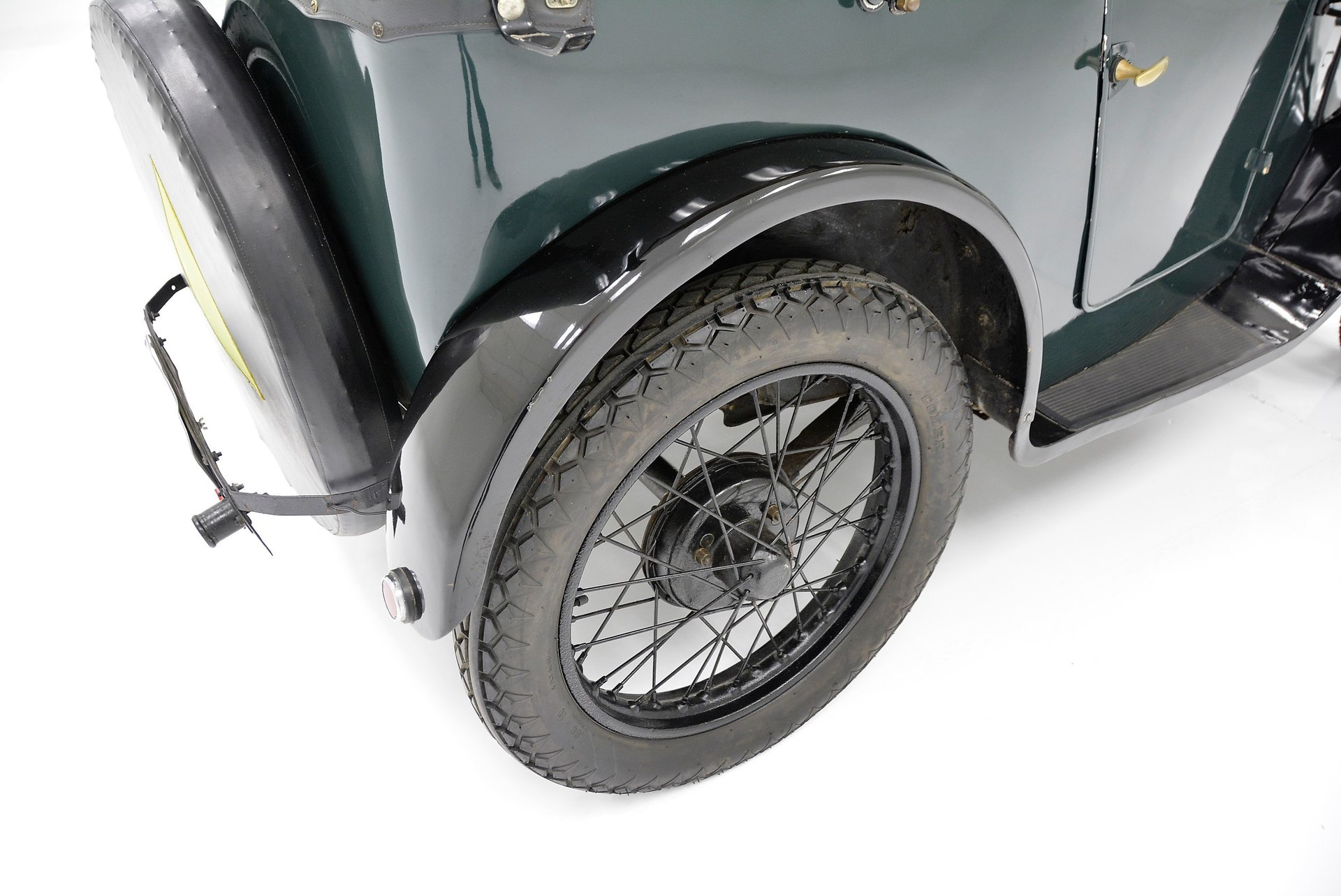 1927 Austin Seven Chummy Classic Auto Mall Wiring Diagram