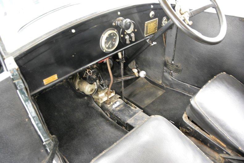 1927 Austin Seven Chummy