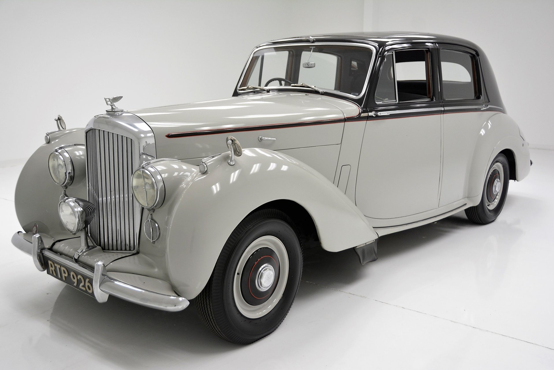 1953 bentley r type