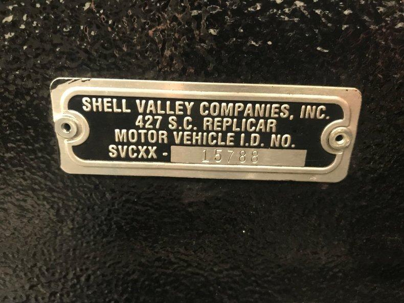 1967 Shell Valley Cobra