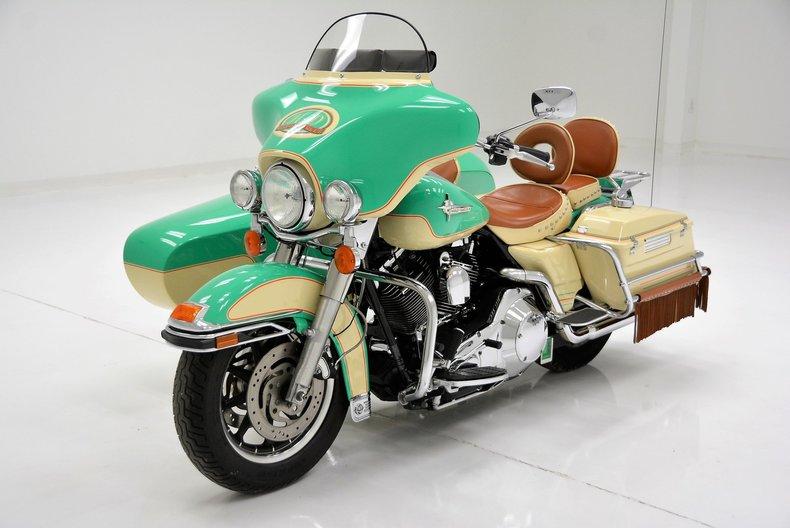 2003 Harley Davidson FLHTP