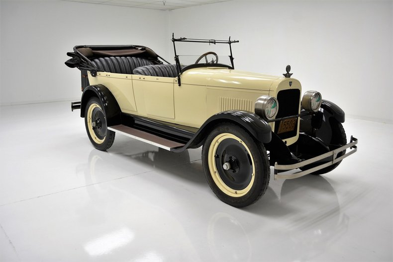 1924 Maxwell Sport Touring