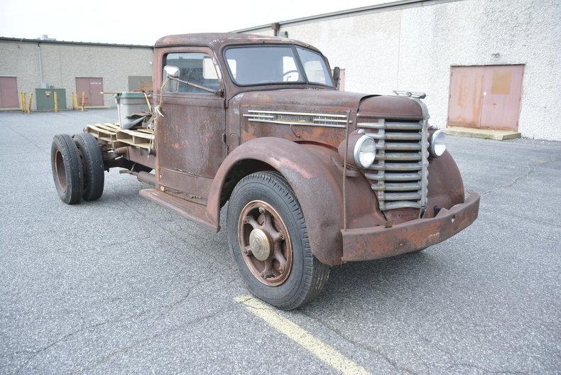 1948 Diamond T Truck
