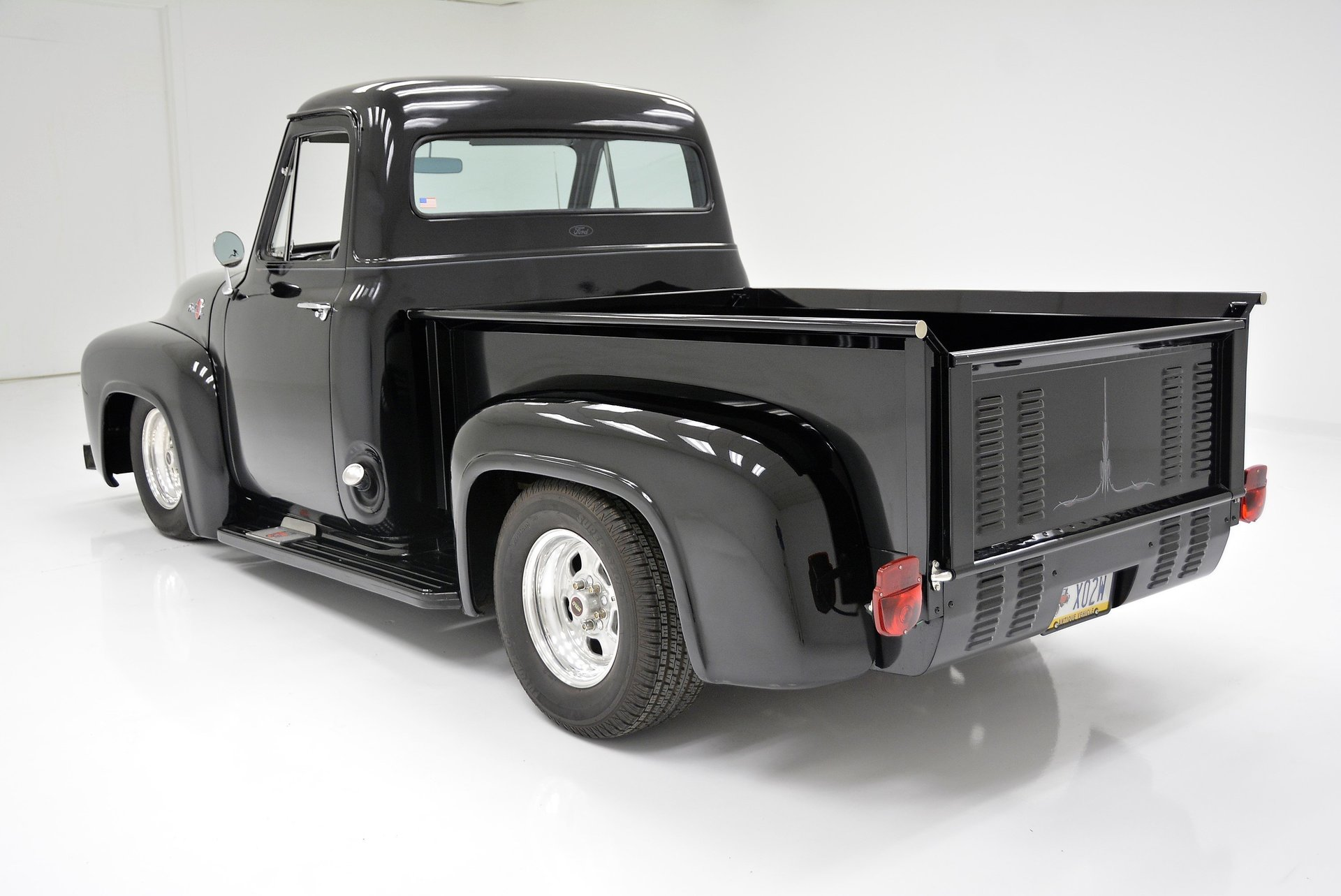 1955 Ford F100 Classic Auto Mall Side