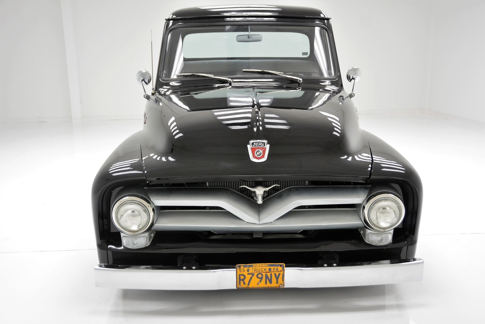 1955 Ford F100 Berlin Motors Pick Up For Sale