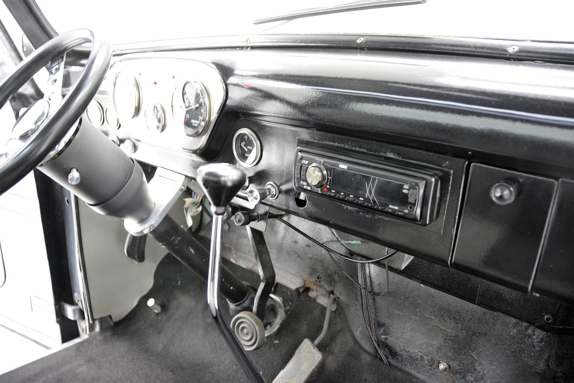 1955 Ford F100 Berlin Motors Truck Steering Wheels For Sale