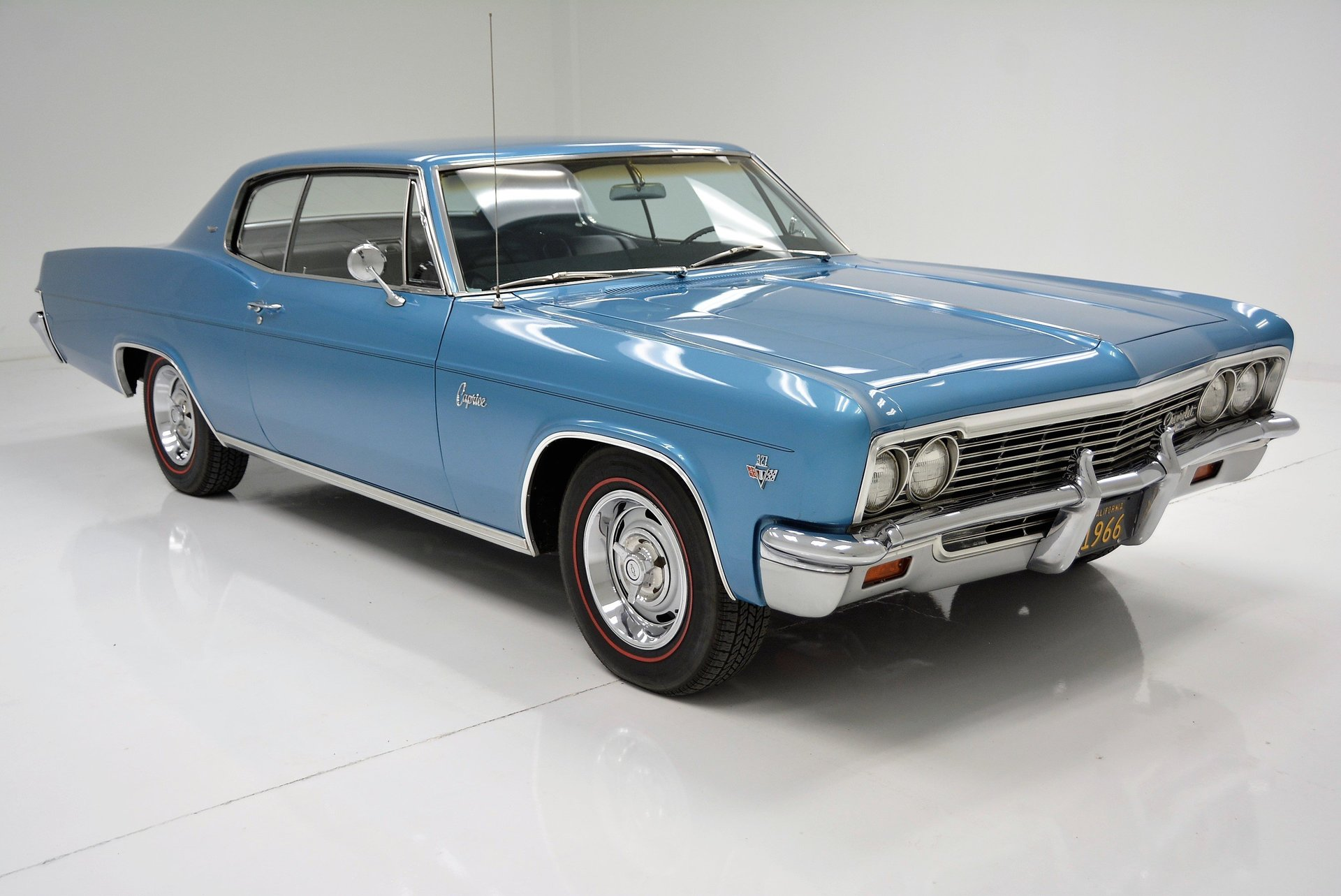 1966 Chevrolet Caprice Berlin Motors Chevy Wagon For Sale