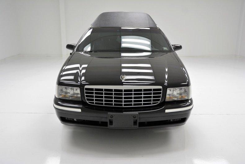 1997 Cadillac Hearse